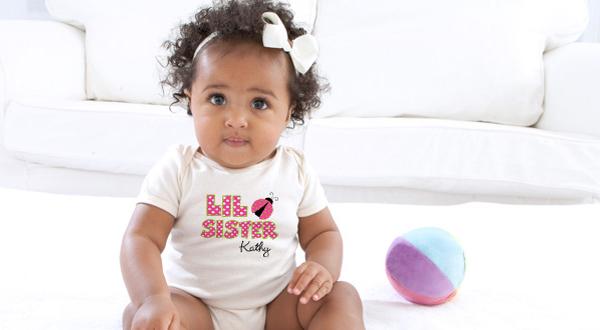 b126b70c8 Custom Onesies | Personalized Onesies | Custom Baby Bodysuits Online