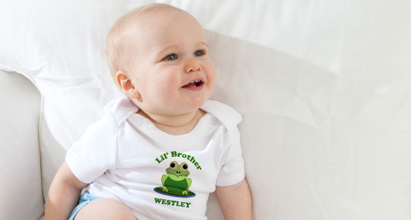Custom baby t shirts personalized baby tee shirts for Baby custom t shirts