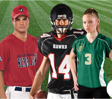 Custom Uniforms and Sportswear