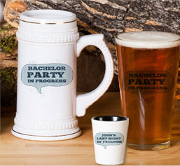 Custom Barware