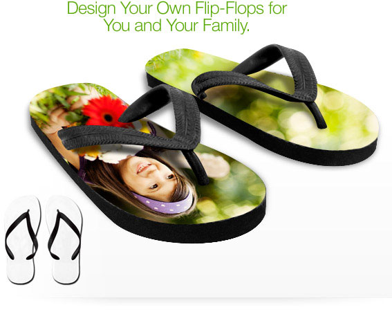 cd7004c67 Design Your Own Flip Flops. Get custom products ...