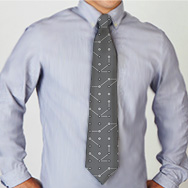 Neck Ties and Tie Clips