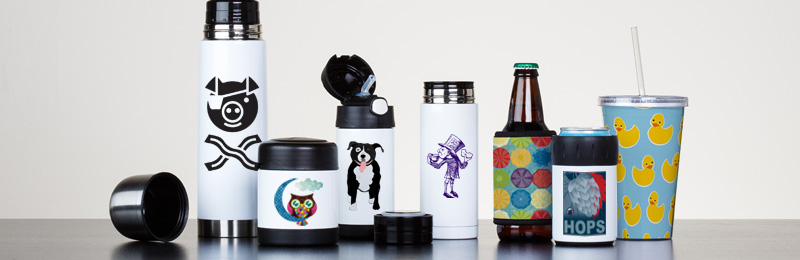 Thermos, Tumblers, Insulated Water Bottles and more