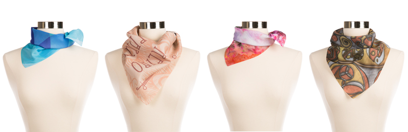 Stylish Scarves and Bandanas