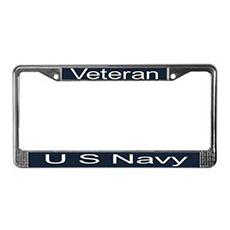 Military Plate Frames