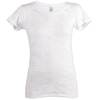 Womens Burnout Tee