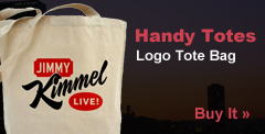 Handy Totes JKL Logo Tote Bag