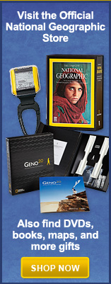 Visit the Official National Geographic Store