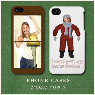 A Christmas Story Phone Cases