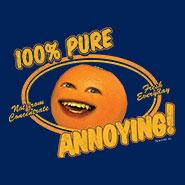 100% Pure Annoying