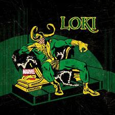 Loki Retro