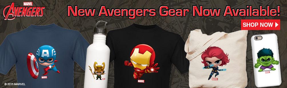 Marvel Chibi Avengers Gifts