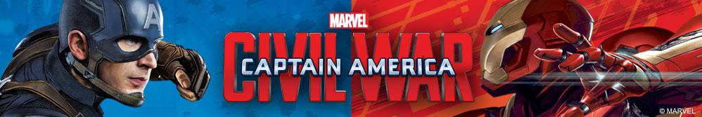 كابتن أمريكا: الحرب الأهلية