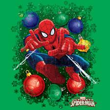 Spider-Man Ornaments