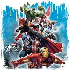 Grunge Avengers
