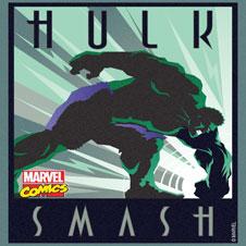 Hulk Smash Decco