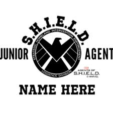 Junior Shield Agent