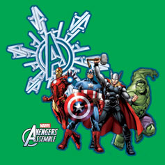 Holiday Avengers