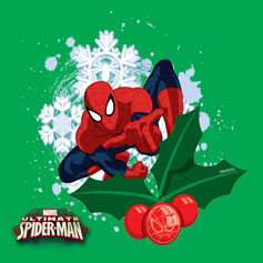 Holiday Spider-Man