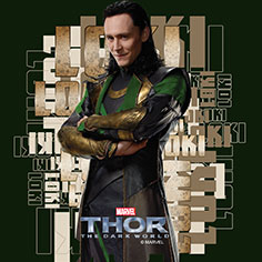 Loki Arms Crossed