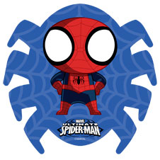Spider-Man Mini Blue Spider