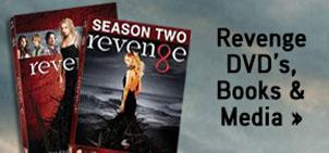 Revenge DVD's, Books & Media