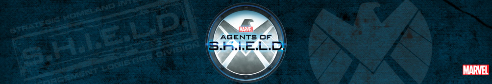 Marvel Agents of S.H.I.E.L.D. logo