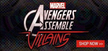 Avengers Assemble Villains