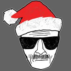 Heisenberg Santa