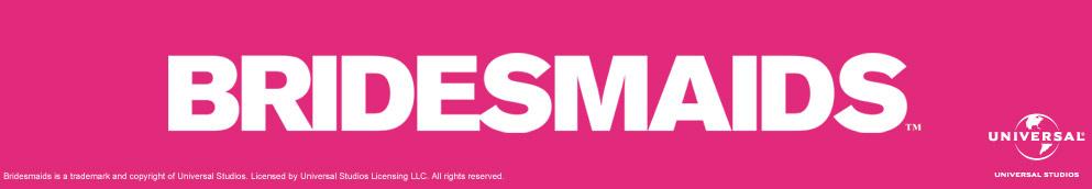 Image of Bridesmaids logo