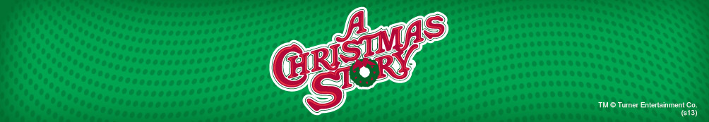 A Christmas Story movie logo