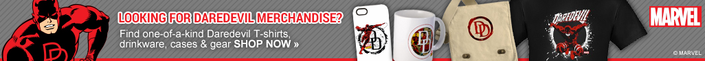 Looking for Marvel's Daredevil Merchandise?