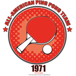 All American Ping Pong