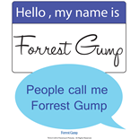 My Name is Forrest