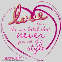 Sex and the City Love Is...