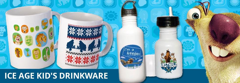 Ice Age Drinkware