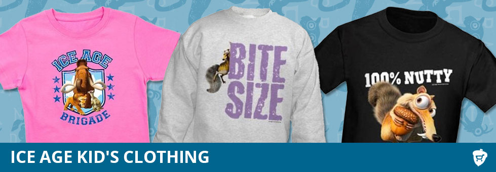 Ice Age Kids Clothing