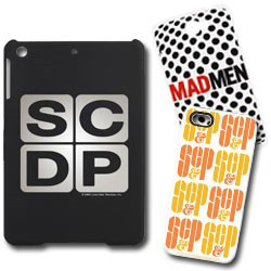 Mad Men Phone & iPad Cases