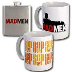 Mad Men Drinkware