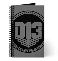 District 13 Emblem Journal