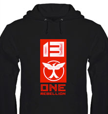 District 13 Hoodie