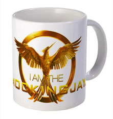 I am the Mockingjay Mug
