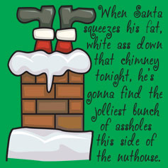 Santa's Ass