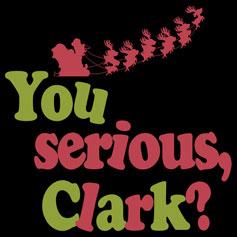 Serious Clark