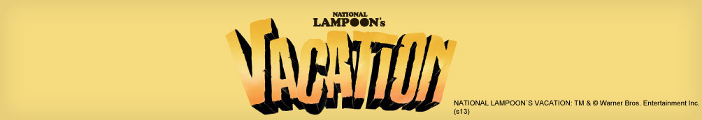 National Lampoon's Vacation movie logo