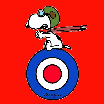 Snoopy Target