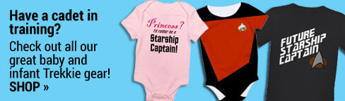Startrek Baby Clothing