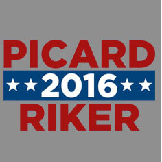 Picard Riker 2016