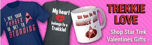 Startrek Valentines Day