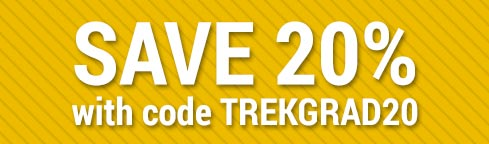 TREKGRAD20 Coupon